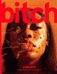 Bitch Magazine Magazine Cover