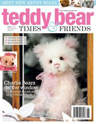 Teddy Bear Times Magazine Cover