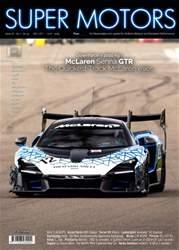 SUPER MOTORS Magazine Cover