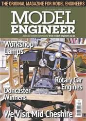 Model Engineer Magazine Cover