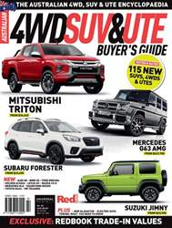 Australian 4WD and SUV Buyers Guide