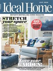 Ideal Home Magazine Cover