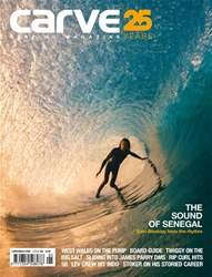 Carve Magazine Cover
