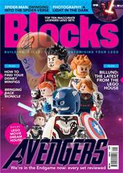 Blocks Magazine Magazine Cover