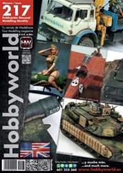 HobbyWorld English Magazine Cover