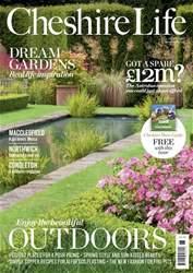 Cheshire Life Magazine Cover