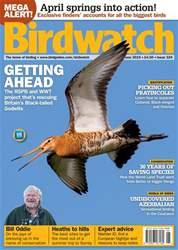 Birdwatch Magazine Magazine Cover