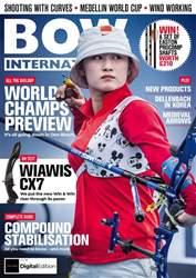 Bow International Magazine Cover