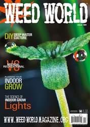 Weed World Magazine Cover