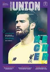 Keepers' Union Magazine Cover