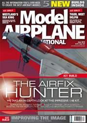 Model Airplane International Magazine Cover