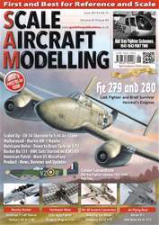 Scale Aircraft Modelling Magazine Cover