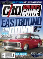 C10 Builder's Guide Magazine Cover