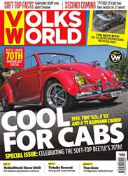 Volksworld Magazine Cover