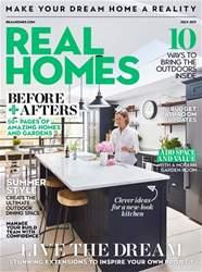 Real Homes Magazine Magazine Cover