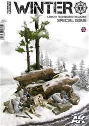 Tanker Techniques Magazine Magazine Cover