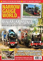 Narrow Gauge World Magazine Cover