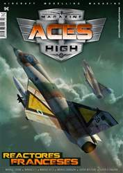 Aces High Español Magazine Cover