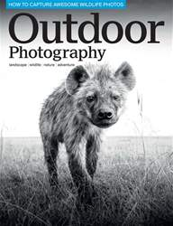 Outdoor Photography Magazine Cover