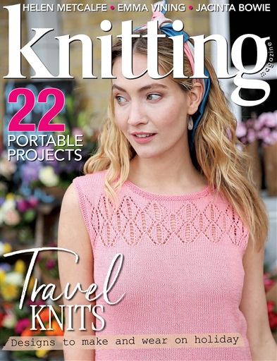 Knitting Magazine July 2019 Subscriptions Pocketmags