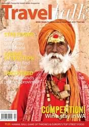 Traveltalk Magazine Cover