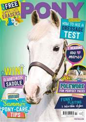 Pony Magazine Magazine Cover