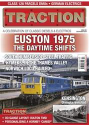 Traction Magazine Cover