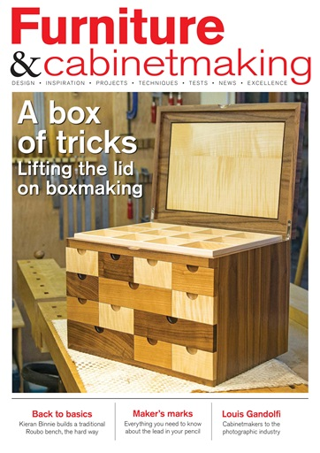 Le Cover Preview Furniture Cabinetmaking