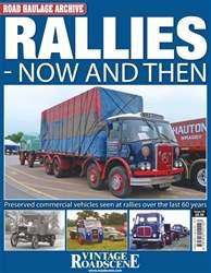 Road Haulage Archive Magazine Cover