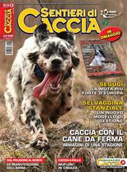 SENTIERI DI CACCIA Magazine Cover