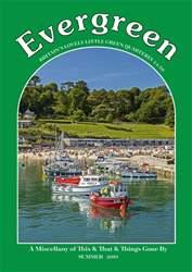 Evergreen Magazine Cover