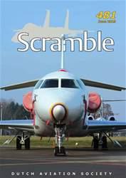 Scramble Magazine Magazine Cover