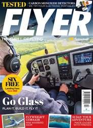 FLYER Magazine Cover