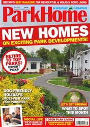 Park Home & Holiday Caravan Magazine Cover
