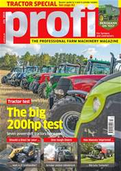 Profi International Magazine Cover