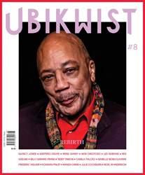Ubikwist Magazine Magazine Cover