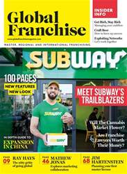 Global Franchise Magazine Cover