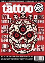 Total Tattoo Magazine Cover