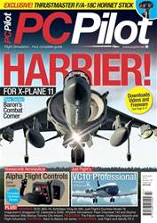 PC Pilot Magazine Cover