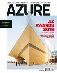 AZURE Magazine Cover