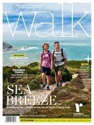 Walk Magazine Cover