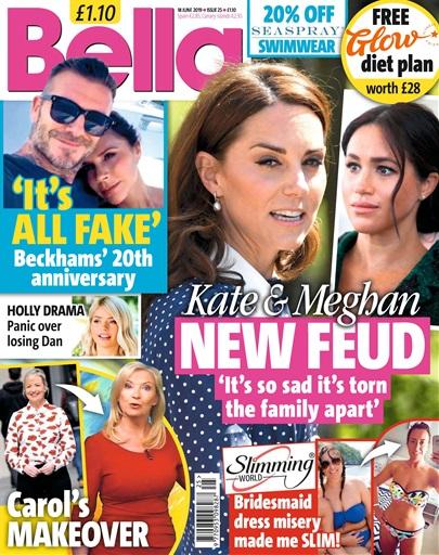 Bella Magazine Preview