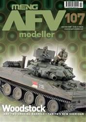 Meng AFV Modeller Magazine Cover