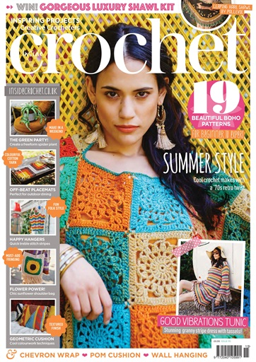 Inside Crochet Magazine Issue 115 Subscriptions Pocketmags
