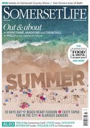 Somerset Life Magazine Cover