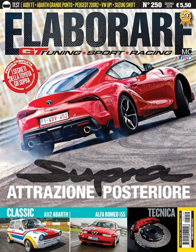 Elaborare GT Tuning Preview