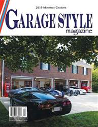Garage Style Magazine Cover