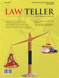 Lawteller – A Legal Awareness Magazine