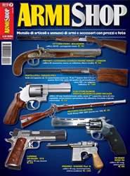 ARMI SHOP Magazine Cover