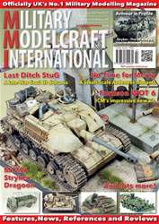 Military Modelcraft International Magazine Cover